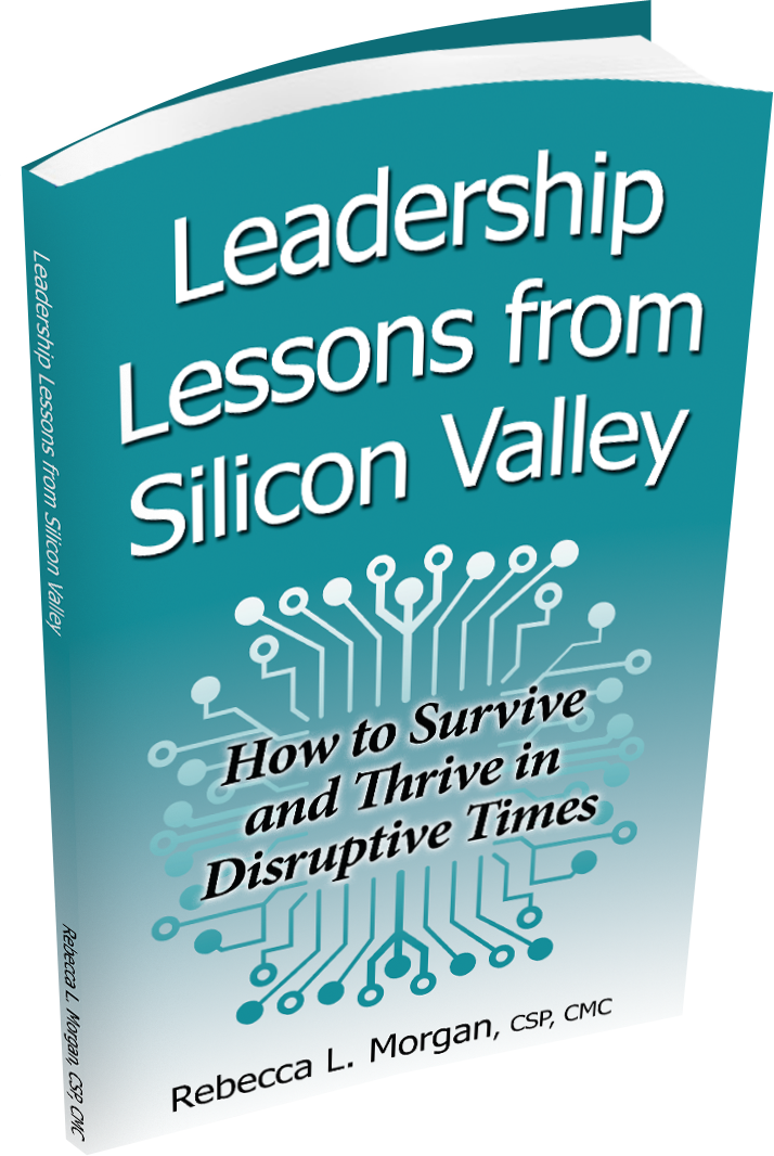 Leadership Lessons from Silicon Valley: How to Survive and Thrive in Disruptive Timese